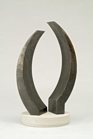 Skulptur Chemnitzer Friedenspreis von Erik Neukirchner