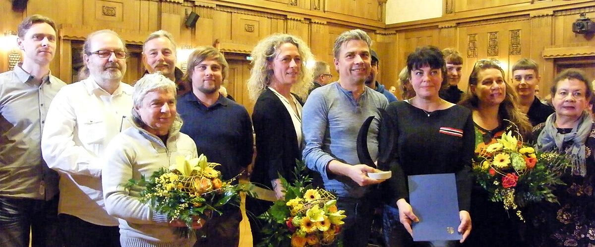 Bild: Chemnitzer Friedenspreis 2019